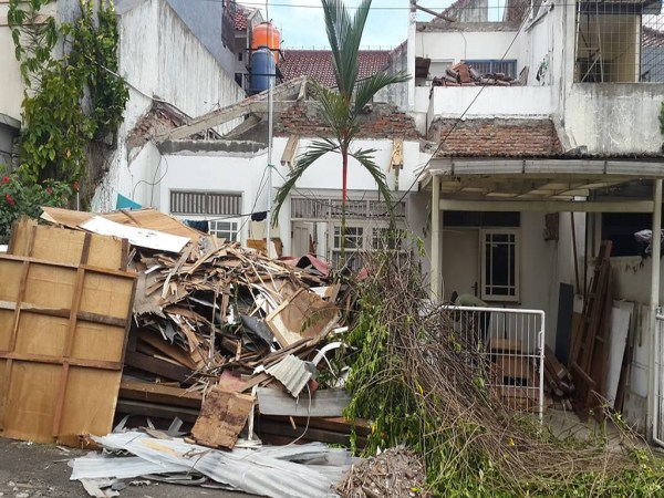 renovasi rumah di bintaro permai 10