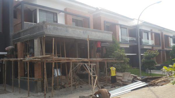 renovasi rumah di discovery bintaro 3