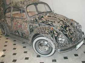 auto decorata