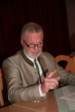 Der neue Obmann Franz Riegl stellte seine Ziele und Pläne für höchstens sechs Jahre vor