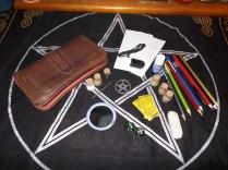 Portable magic kit