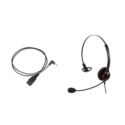 Persephone Mono Kulaklık ve 3.5mm Ara Kablo Tek Jaklı