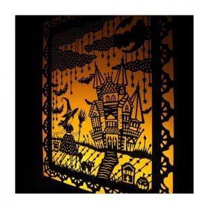 Halloween Luminary by SarahTrumbauer, $26.00