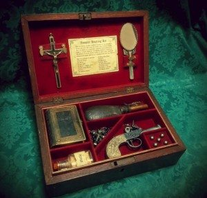 Steampunk Vampire Hunting Kit by Discombobulous, $523.00