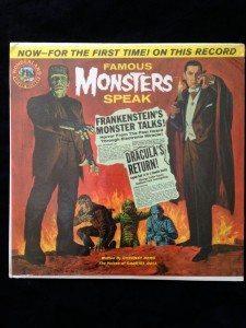 """Vintage Sealed """"Monsters Speak"""" LP by NoTheme, $58.00"""
