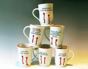 Custom Vampire Mug by TrewBlud, $32.00