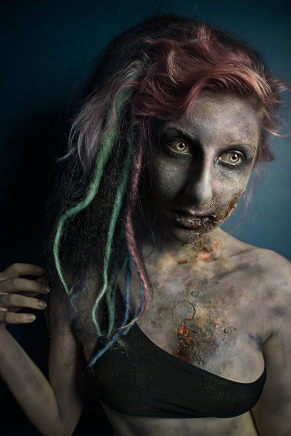 Zombie Model Brynna