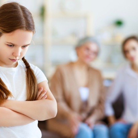 Should we talk to our children about their bad parenting