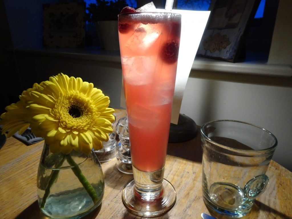 Mixed Berry Signature Cocktail