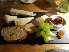 Royal Bassett Blue, Rollright and St Eadburgha Cheese