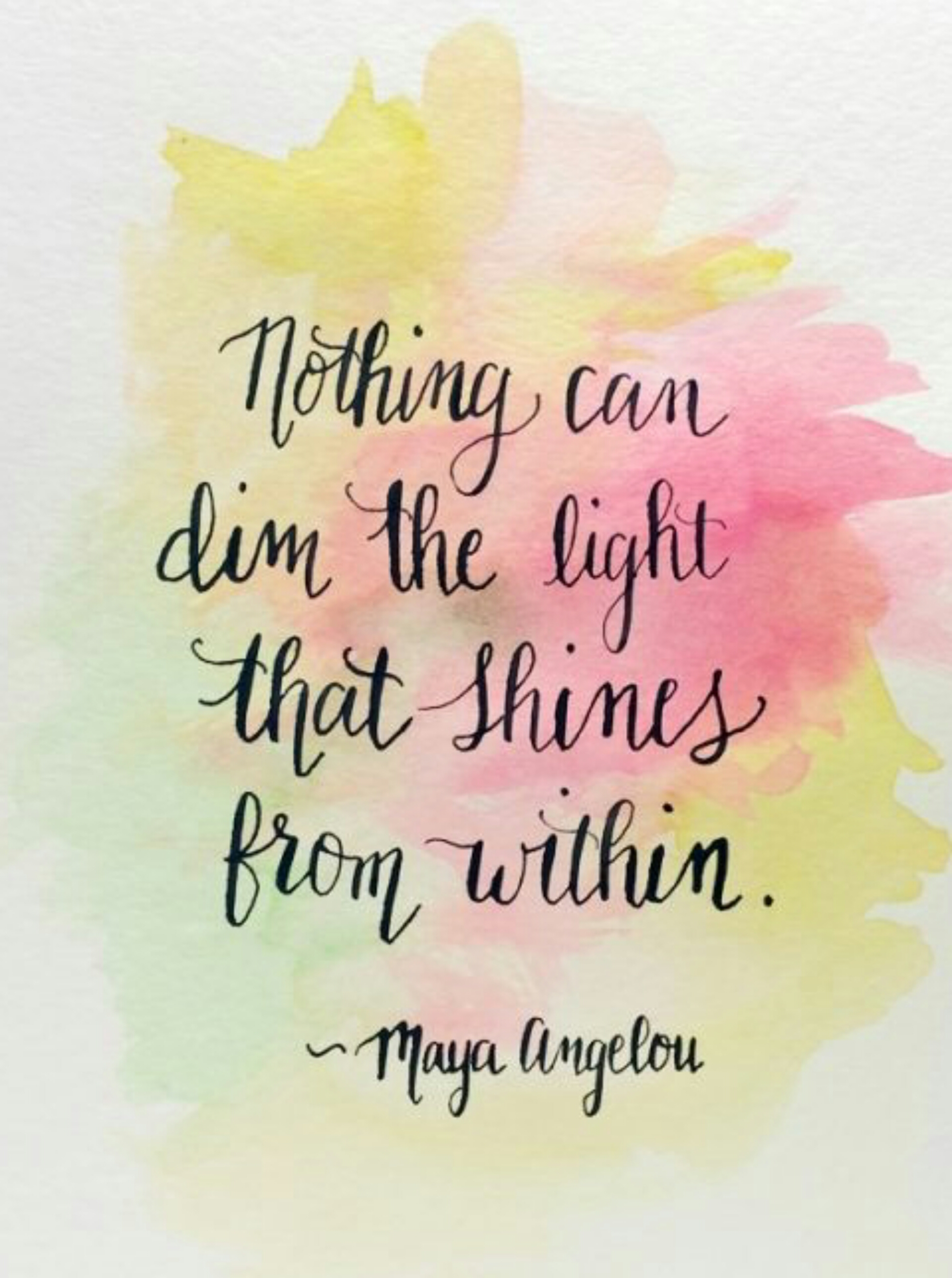 Inspirational Quotes About Light