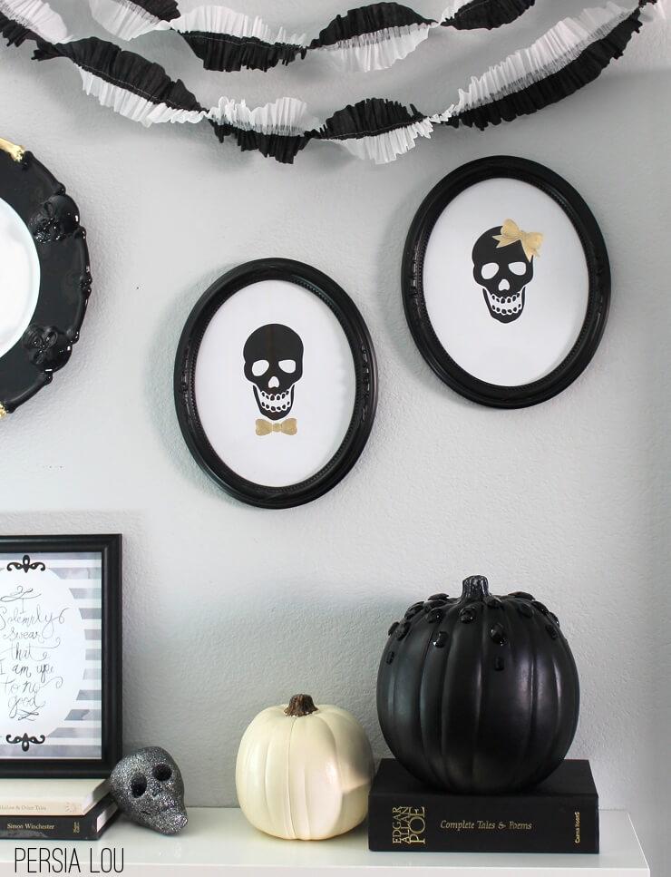 skullvignette