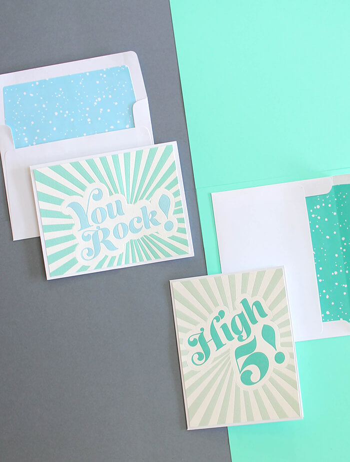 letterpress cards 1