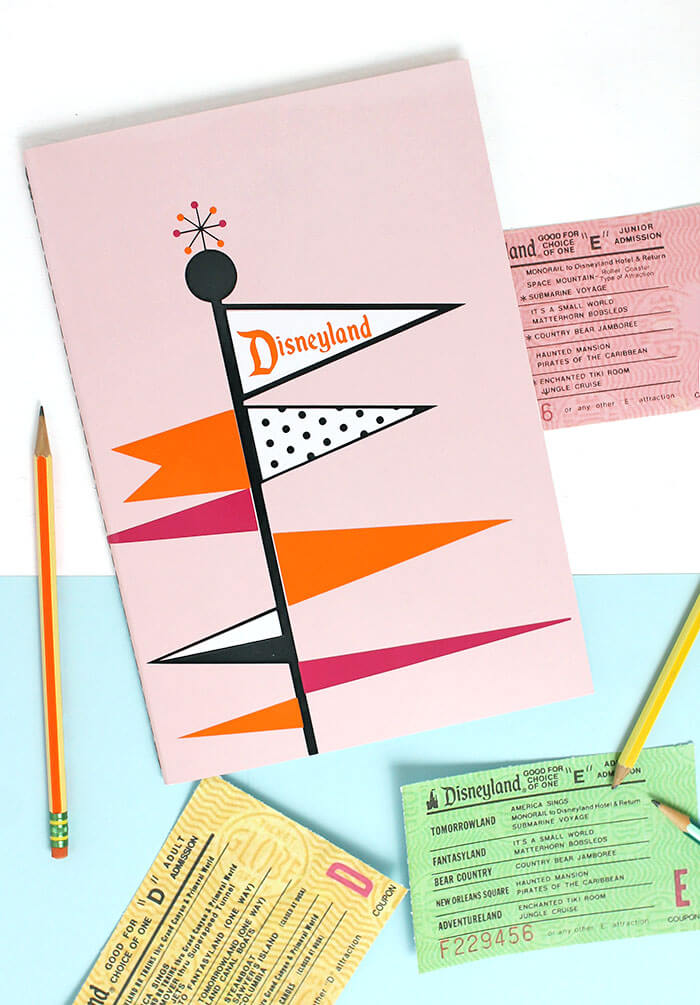 retro-disneyland-notebook