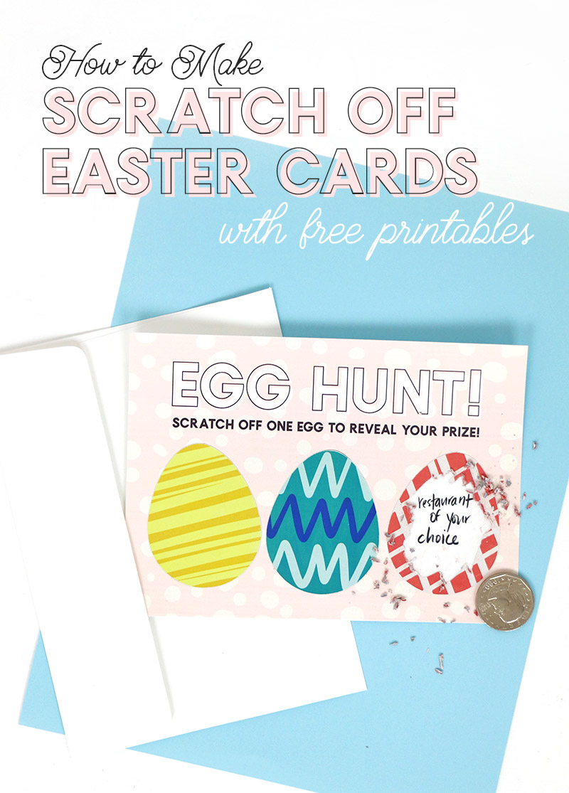 how to make diy scratch off cards with color and pattern with silhouette printable scratch off sticker sheets