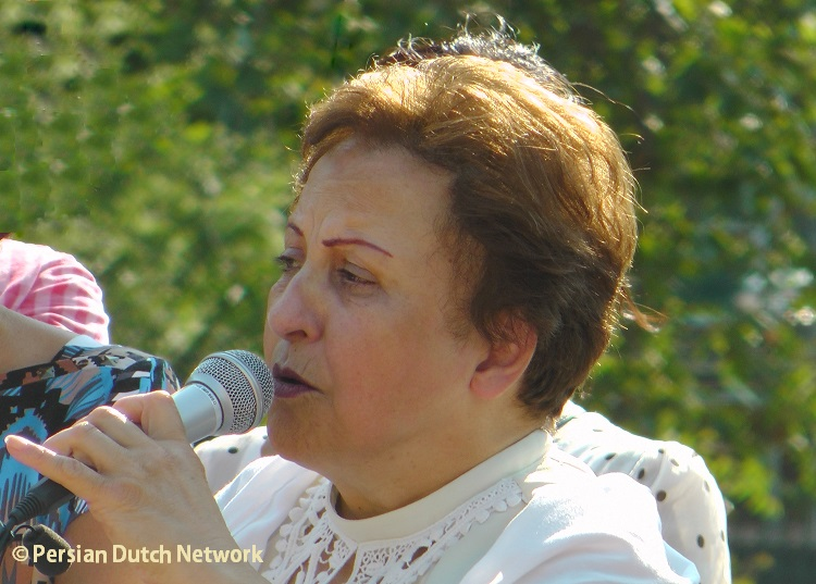 Shirin Ebadi The Hague 2015 PDN