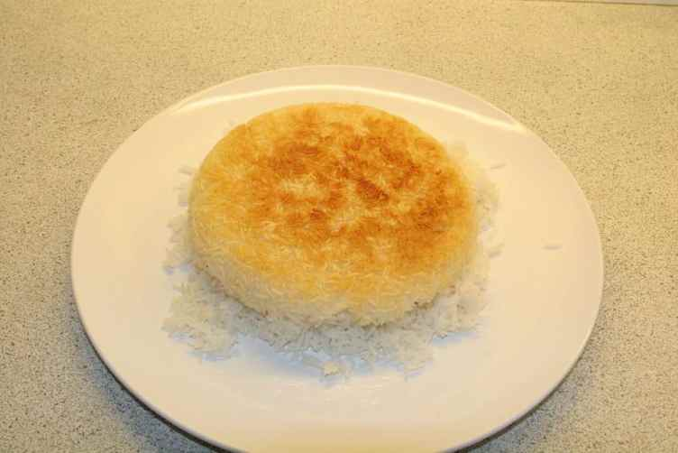 Persian rice cooker makes perfect tadig