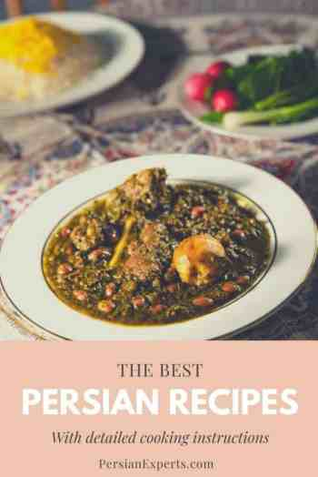All the best Persian recipes. How to cook the perfect Iranian food. We compiled an overview of the best vegetarian and mest dishes from Iran.