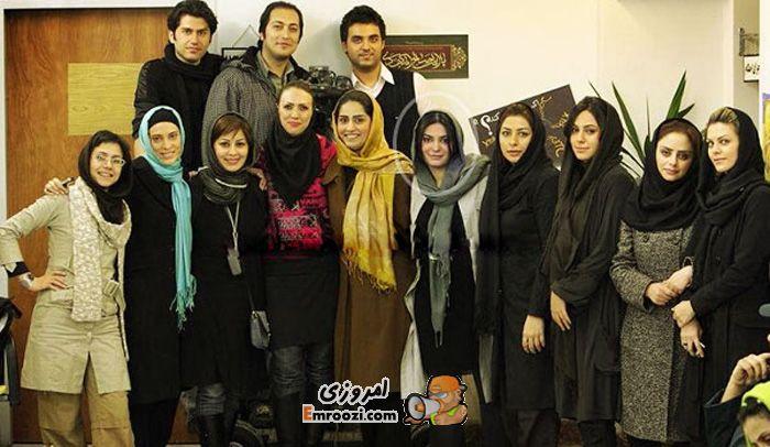 عکس شخصی بازیگران ایران
