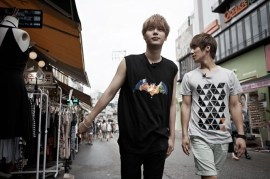 2_TrunQ Seoul with Supernova – Strolling the Streets of Hongdae