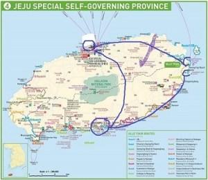 Jeju-Map-English