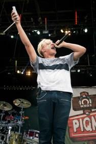 Robert DeLong performs at 101WKQX Piqniq on June 18, 2016