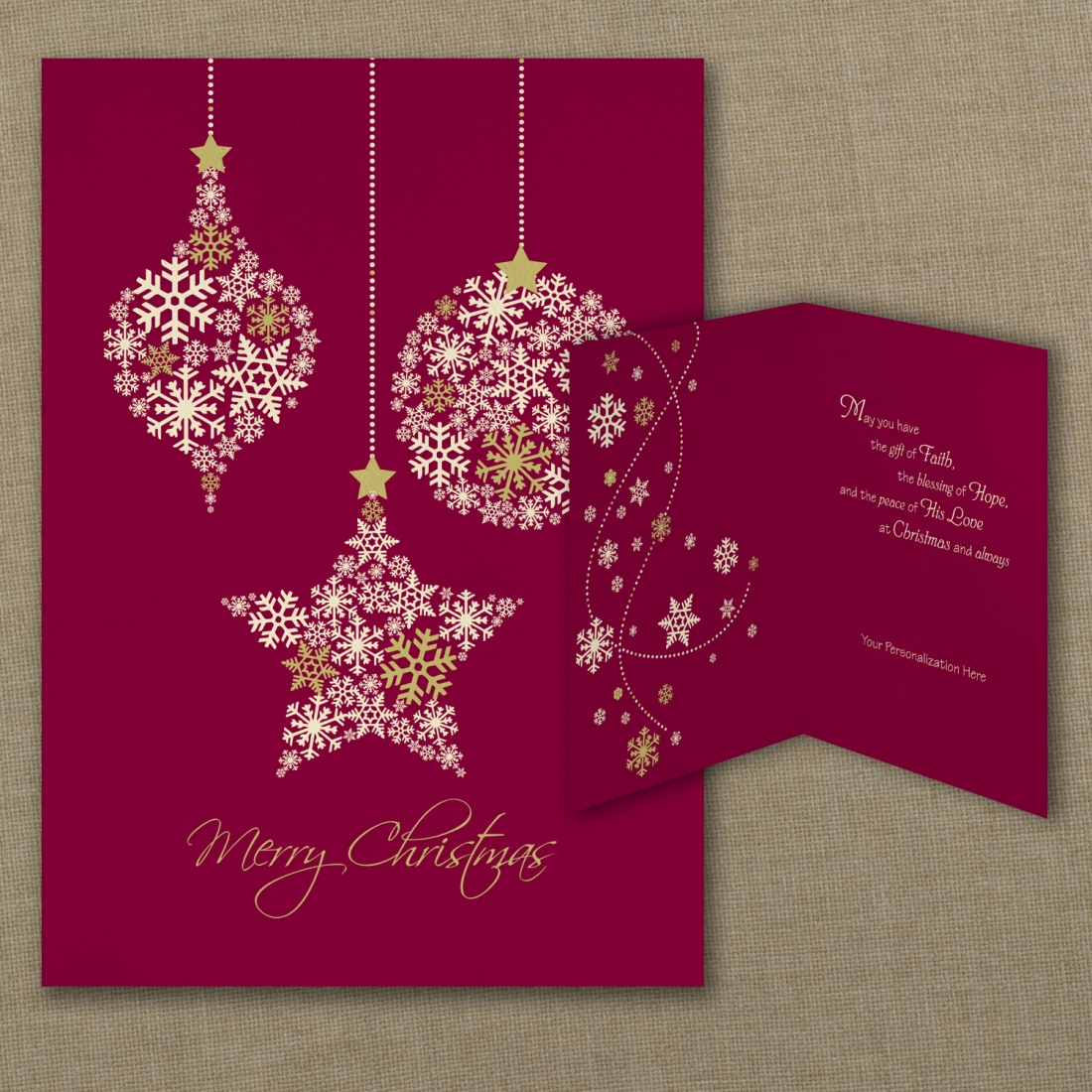 2016 Holiday Card Collections • Persnickety Invitation Studio