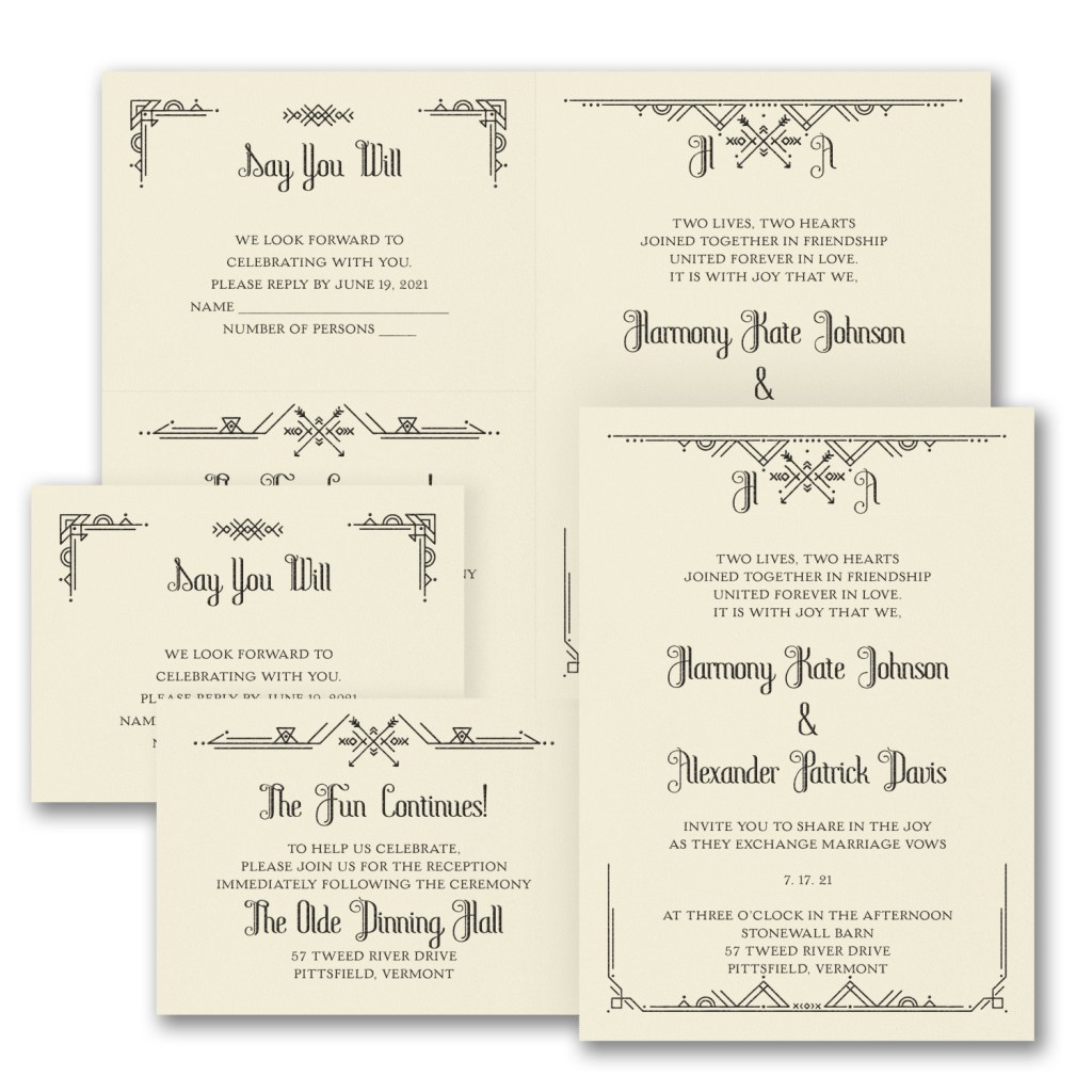 captivating love wedding invitation budget friendly