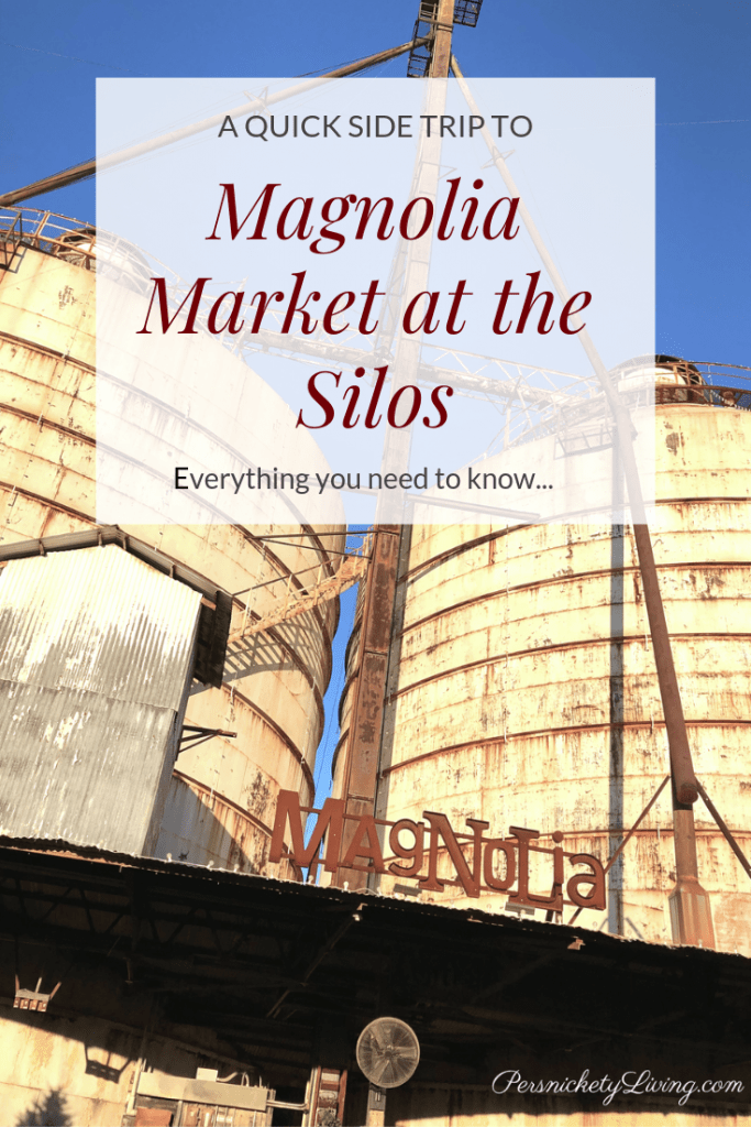 A quick side trip to Magnolia Market at the Silos