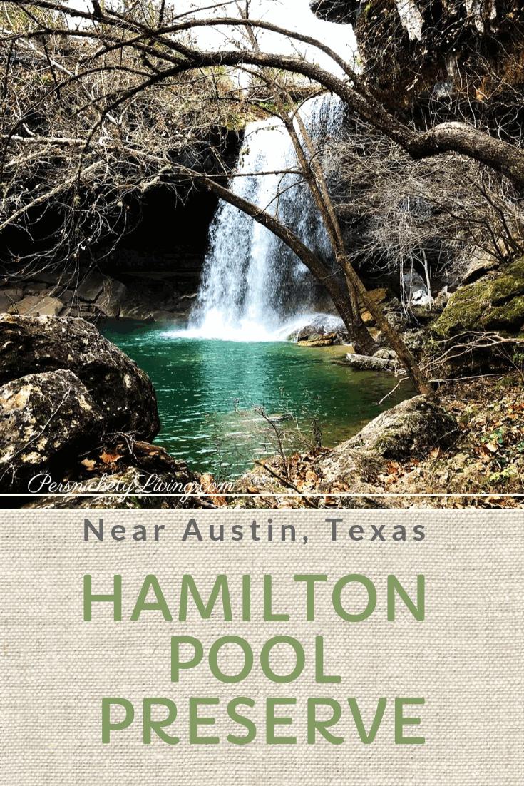 Hamilton Pool Preserve Austin Texas Hiking Swimming Hole