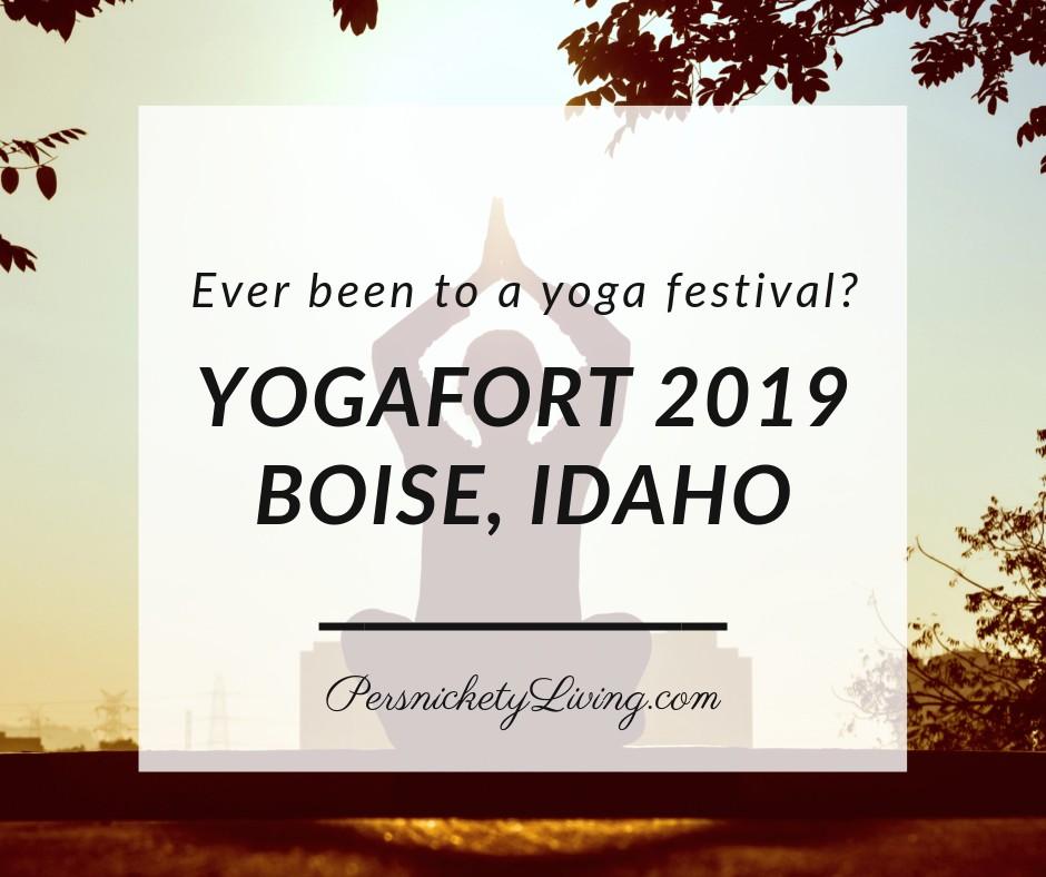 Yoga Festival Yogafort 2019