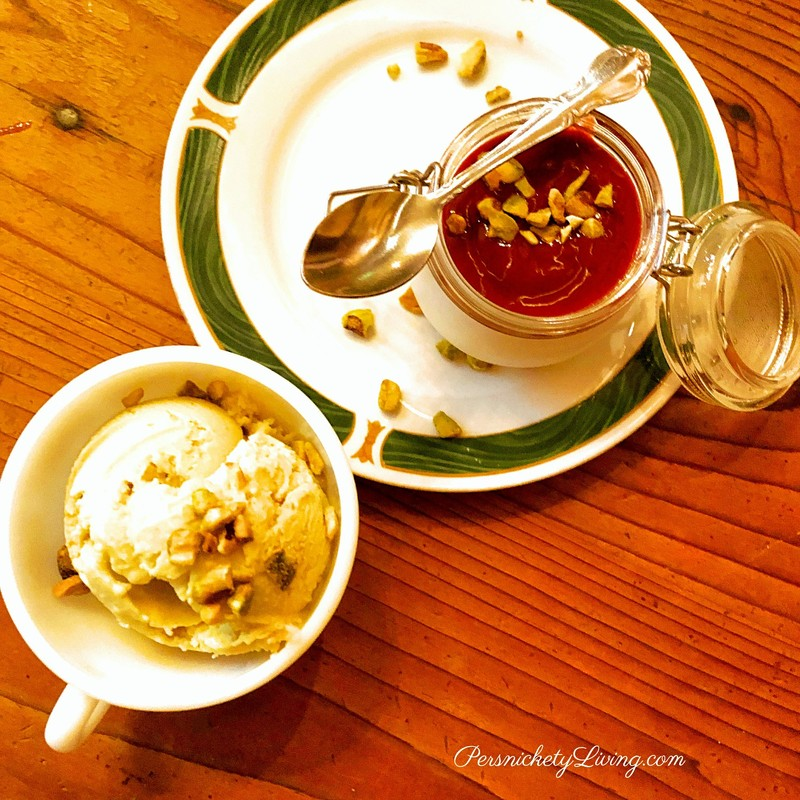 Vegan Desserts Aviv Restaurant Southeast Portland