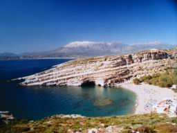 Baie de Matala