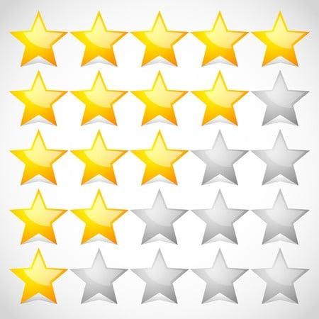 Sternebewertung bei kununu und Co