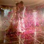 конфеті на весілля