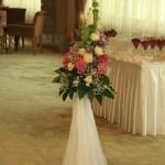 квіткові композиції на весілля