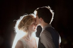 wedding ance newlyweds