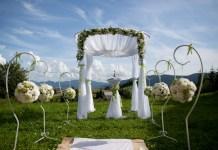 флористичне оформлення весілля
