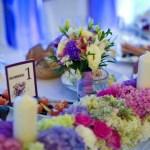 оформлення стола наречених