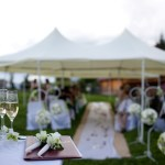 палатки на весілля