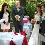 виїзна реєстрація шлюбу в Стрийському парку