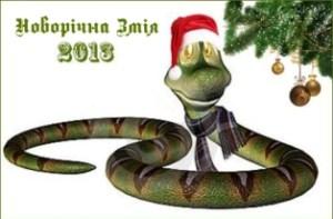 корпоратив у рік Чорної Водяної Змії