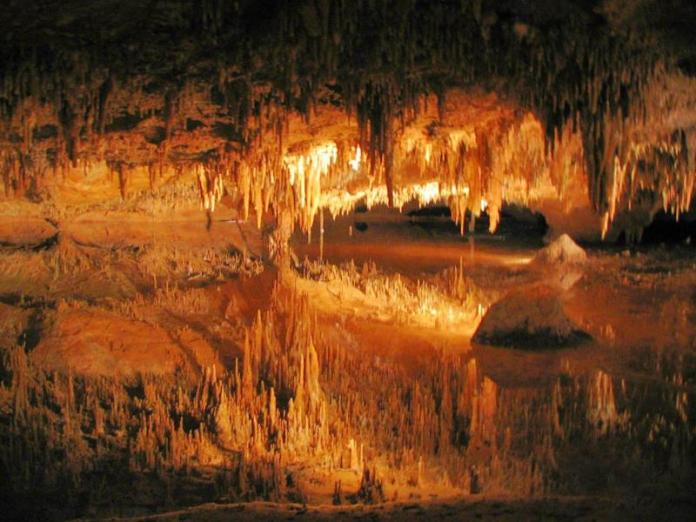 крізь віки до печерних людей