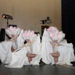 виступ шоу балету на заході