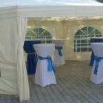 палатка для переговоров