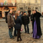 excursion in the Lviv city center