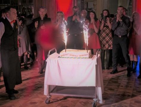 (Українська) Святковий торт