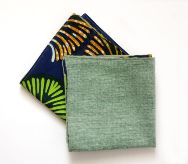African Palm Dinner Napkins