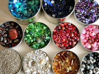 Glass Beads Ghana