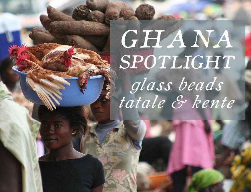 Spotlight on Ghana Design & Culture